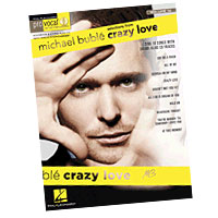 Michael Buble : Crazy Love : Solo : Songbook & CD :  : 884088518707 : 1423496779 : 00740439