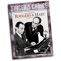 Professional Tracks for Serious Singers : Sing the Songs of Rodgers and Hart (for Female Vocalists) : Solo : Songbook & CD : 888680043254 : 1941566103 : 00141144