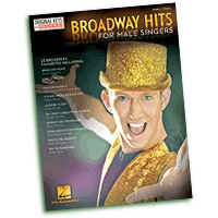 Various Arrangers : Broadway Hits - Original Keys for Male Singers : Solo : Songbook : 884088905125 : 1480341282 : 00119084