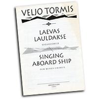 Veljo Tormis : Singing Aboard Ship : SATB : 01 Songbook : 073999329254 : 48000816