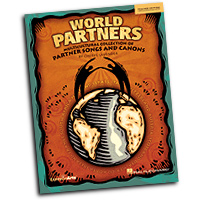Cheryl Lavender : World Partners - Multicultural Collection of Partner Songs and Canons : 2-Part : 01 Songbook :  : 884088496630 : 1423477642 : 09971448