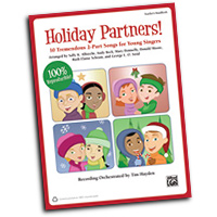 Sally K. Albrecht : Holiday Partners : 2-Part : 01 Songbook : Sally K. Albrecht : 038081398655  : 00-35669