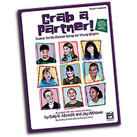 Sally K. Albrecht : Grab a Partner! : 2-Part : 01 Songbook : Sally K. Albrecht : 038081187365  : 00-20172