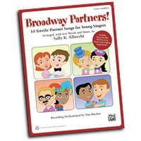 Sally K. Albrecht : Broadway Partners : 2-Part : 01 Songbook : Sally K. Albrecht : 038081446349  : 00-39974