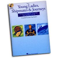 Joan Frey Boytim : Young Ladies, Shipmates & Journeys - Tenor : Songbook & CD :  : 884088242572 : 1423439546 : 00001190