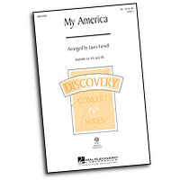 Laura Farnell : My America : TB : Sheet Music :  : 884088471149 : 08552229
