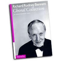 Richard Rodney Bennett : Choral Collection : SATB : 01 Songbook : Richard Rodney Bennett : 884088431815 : 0711988137 : 14006641