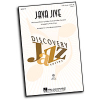 Kirby Shaw : Java Jive - Parts CD : Voicetrax CD : 884088326807 : 08552156