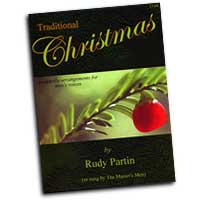 Rudy Partin : Traditional Christmas : TTBB : 01 Songbook :