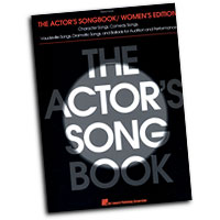 Various Artists : The Actor's Songbook - Women's Edition : Solo : Songbook : 073999470352 : 0793523451 : 00747035