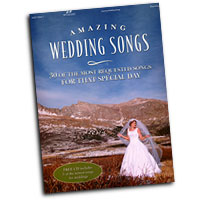 Various Composers : Amazing Wedding Songs : Solo : Songbook & CD :  : 645757054472 : 75705447