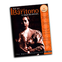 Various Composers : Cantolopera - Arias For Baritone Vol. 3 : Solo : Songbook & CD : 073999849219 : 0634053124 : 50484921