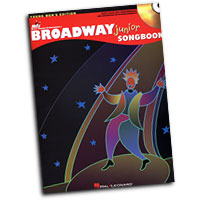 Broadway Junior : Young Men's Songbook : Solo : Songbook & CD :  : 073999875454 : 063409520X : 00740328