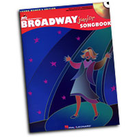 Broadway Junior : Young Women's Songbook : Solo : Songbook & CD : 073999738193 : 0634095196 : 00740327