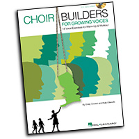 Rollo Dilworth and Emily Crocker : Choir Builders for Growing Voices : 01 Songbook & 1 CD : Rollo Dilworth  : 884088456573 : 1423488288 : 09971400