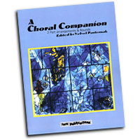 Velvel Pasternak : A Choral Companion : 2-Part : 01 Songbook :  : 884088326371 : 00332832