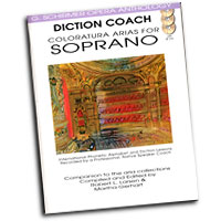 G. Schirmer Opera Anthology : Diction Coach - Coloratura Arias For Soprano : Solo : Songbook & CD : 884088082703 : 142341313X : 50486261
