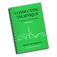 Brock McElheran : Conducting Technique : 01 Book :  : 0-19-386854-7