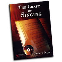 Garyth Nair : Craft of Singing : 01 Book & CD :  : 1597560510