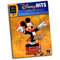 Sing With The Choir : Disney Hits : Solo : Songbook & CD : 00333008