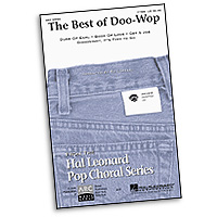 Doo Wop Arrangements for Male Voices