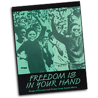 Anders Nyberg : Freedom is in Your Hand : SATB : 01 Songbook & 1 CD :  : 073999234497 : WW1299