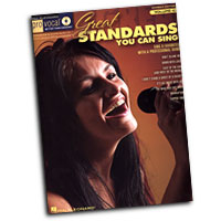 Pro Vocal : Great Standards You Can Sing - Women's Edition : Solo : Songbook & CD : 884088279370 : 1423465490 : 00740416