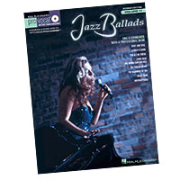 Pro Vocal : Jazz Ballads : Solo : Songbook & CD : 884088113551 : 1423421515 : 00740353
