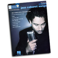 Pro Vocal : Jazz Cabaret Songs - Men's Edition : Solo : Songbook & CD :  : 884088267223 : 1423460537 : 00740404