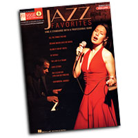 Pro Vocal : Jazz Favorites  - Women's Edition : Solo : Songbook & CD : 884088113568 : 1423421523 : 00740354