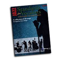 Dave Wolpe  : Jazz Standards for Vocalists  : Solo  : Songbook :  : 00-29938