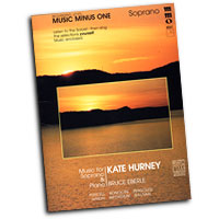 Kate Hurney and Bruce Eberle : Beginning Soprano Solos : Solo : Songbook & CD : 884088204204 : 1596155256 : 00400130