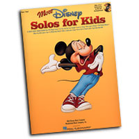 Various Composers : More Disney Solos for Kids : Solo : Songbook & CD : 073999456868 : 0634081500 : 00740294