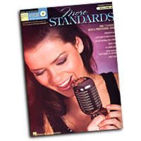 Pro Vocal : More Standards - Women's Edition : Solo : Songbook & CD : 884088279424 : 1423465547 : 00740420