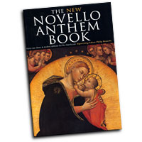 Various Composers : The New Novello Anthem Book : SATB : 01 Songbook :  : 884088426194 : 0853607052 : 14022720