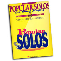 Louise Lerch : Popular Solo's For Young Singers : Solo : Songbook & CD : 073999088519 : 0634030663 : 00740150