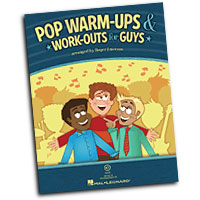 Roger Emerson : Pop Warm-Ups & Work-Outs for Guys : 01 Songbook : 884088351328 : 1423470885 : 08749926