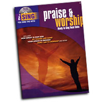 Various Composers : Praise and Worship : Solo : Songbook & CD :