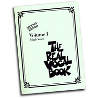 Various Arrangers : The REAL Book for Vocalists - Vol. 1 for High Voice : Solo : Songbook : 884088198916 : 1423451228 : 00240307