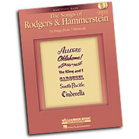 Rodgers & Hammerstein : The Songs of (for Bartone/Bass) : Solo : Songbook & 2 CDs : 884088393427 : 1423474775 : 00001231