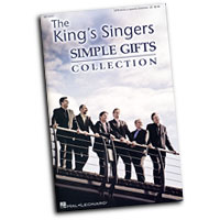 King's Singers : Simple Gifts : 01 Songbook :  : 884088262594 : 1423459024 : 08749091