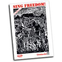 Margaret Hamilton : Sing Freedom! : 2 Parts Unison : 01 Songbook : 884088465308 : 0853601585 : 14030299