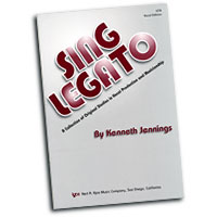 Kenneth Jennings : Sing Legato : 01 Songbook :  : V74