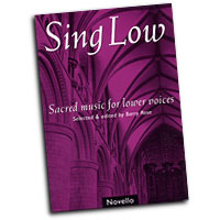Barry Rose : Sing Low : TTBB : 01 Songbook :  : 884088440985 : 0711992320 : 14030301