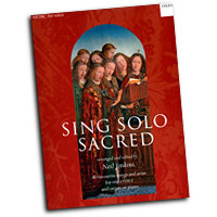 Neil Jenkins : Sing Solo Sacred - High Voice : Solo : Songbook :  : 0193457843