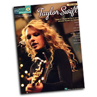 Taylor Swift : Pro Vocal Series : Solo : Songbook & CD : 884088398750 : 1423478592 : 00740424