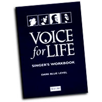 Various Authors : Voice for Life - Dark Blue Student Workbook : 01 Book & 1 CD :  : 6392