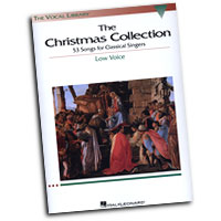 Richard Walters (Editor) : The Vocal Library - The Christmas Collection: Low Voice : Solo : Songbook :  : 073999526486 : 063403071X : 00740154