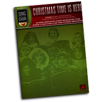 Sing With The Choir : Christmas Time Is Here : Solo : Songbook & CD : 00333012