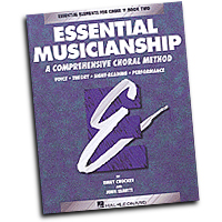 Emily Crocker / John Leavitt : Essential Musicianship - Book 2, Student : 01 Songbook : Emily Crocker :  : 073999060638 : 0793543339 : 08740104